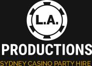 LA Productions - Sydney Casino Party Hire